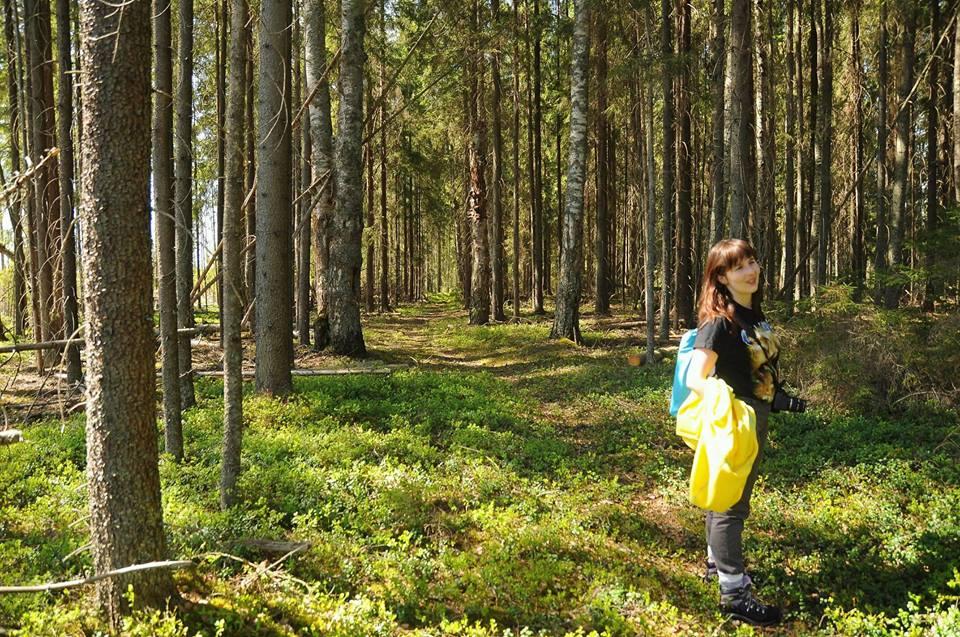 Центрально-Лесной биосферный заповедник, Россия.