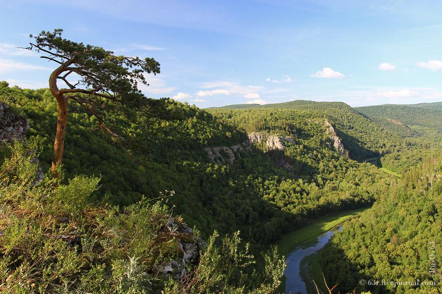 Национальный парк «Башкирия», Россия. Фото http://63r.livejournal.com/46956.html.