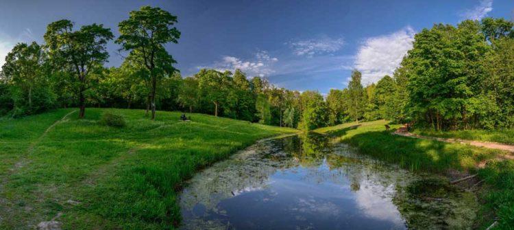 ГКУ «Дирекция особо охраняемых природных территорий Санкт-Петербурга».