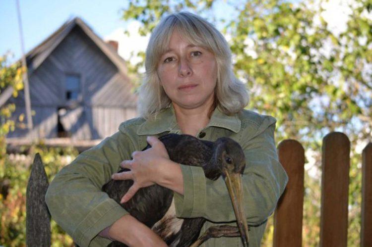 ина Сиденко, ведущий научный сотрудник Национального парка «Смоленское Поозерье»