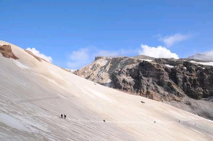 День Вулкана. Южно-Камчатский природный парк. Фотография предоставлена Татьяной Примак.