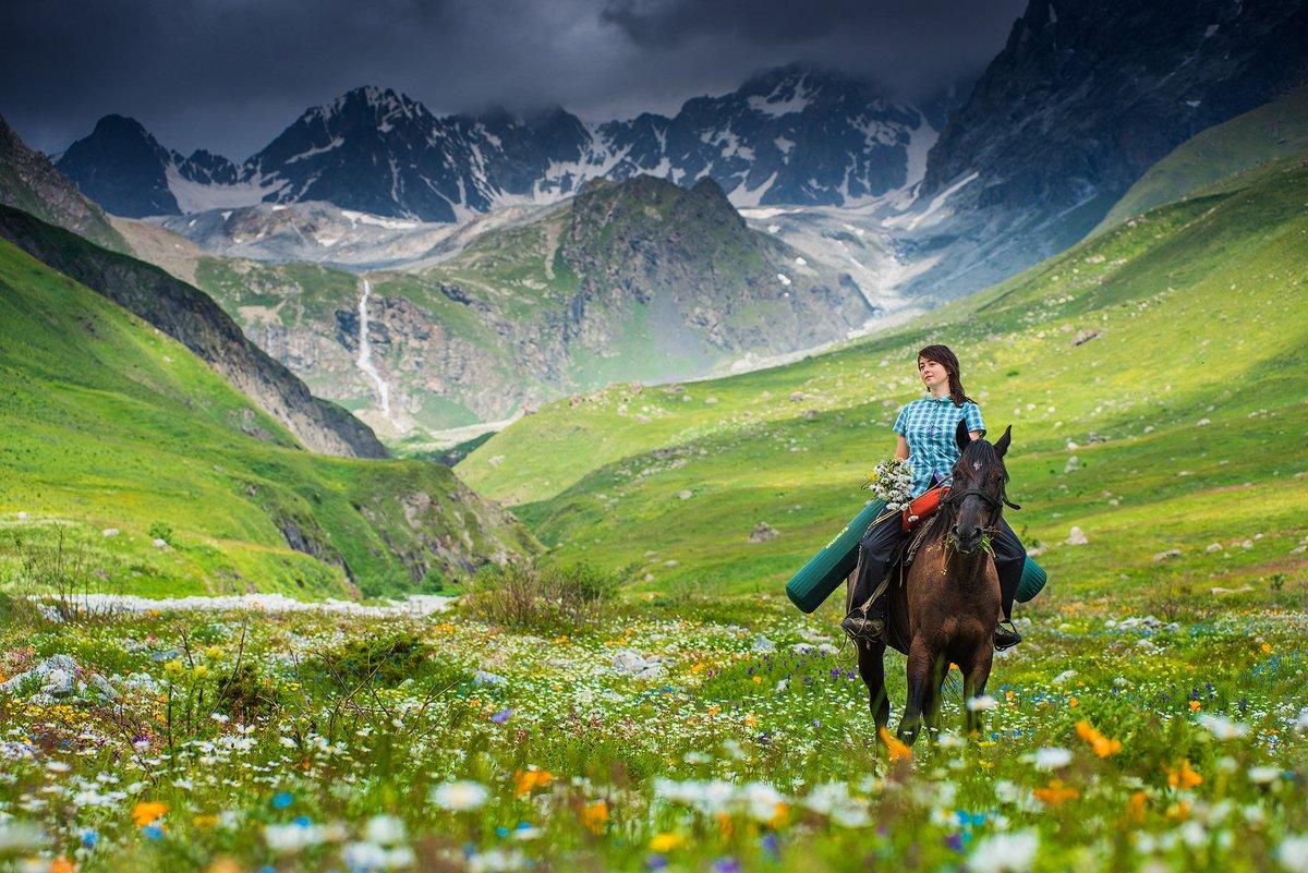 Национальный парк «Алания», Россия. Фотография Антона Агаркова, https://www.facebook.com/anton.agarkov.5.
