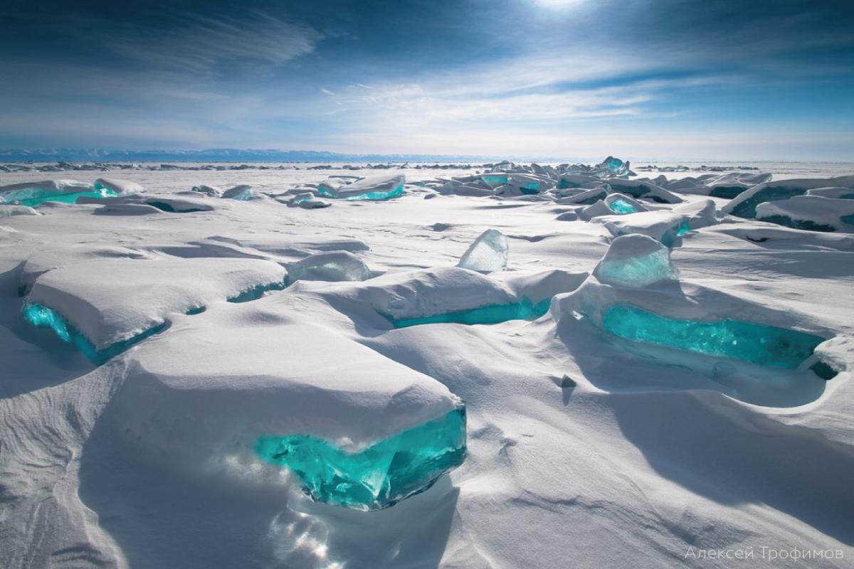Байкал, Россия. Фотография с сайта Фонда «Озеро Байкал»: https://baikalfoundation.ru/.