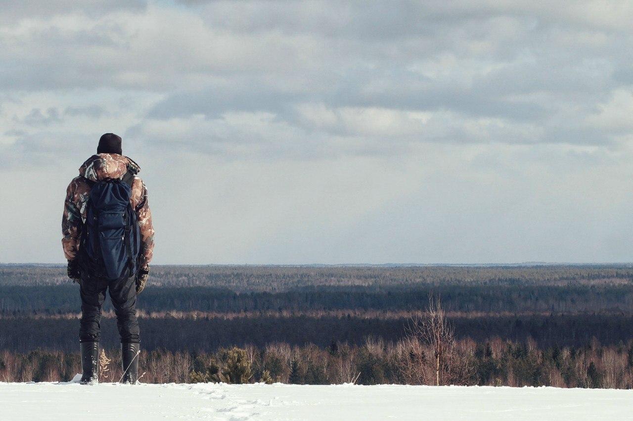 Плато Муньпупунёр. Печоро-Илычский заповедник, Россия. Фотография Виктора Квасова, https://vk.com/pine_cone_father.