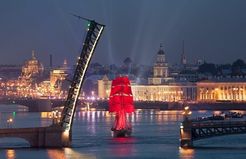 Санкт-Петербург, Россия. Фотография http://sindbad.com.ru/.