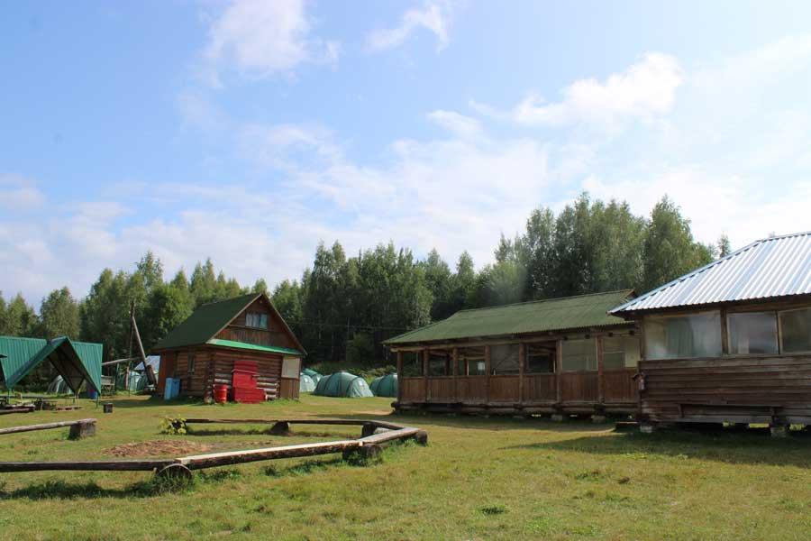На Биологической станции «Чистый лес», Россия. Фотография Эльвиры Пажетновой.