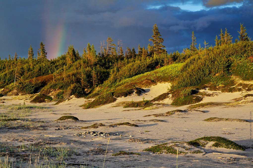 Национальный парк «Онежское Поморье», Россия. Фотография с сайта парка.